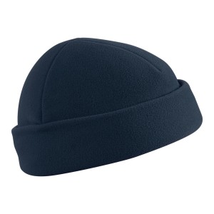 CZAPKA DOKERKA - FLEECE  - Navy Blue