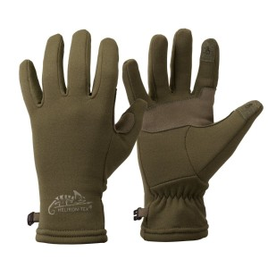 RĘKAWICE TRACKER OUTBACK GLOVES - Olive Green