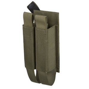 DOUBLE RIFLE MAGAZINE INSERT® - POLIESTER  Olive Green
