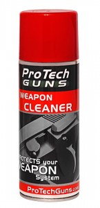 Weapon Cleaner 400ml ProTech Guns