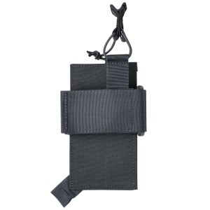 Inverted Pistol Holder Insert - Cordura - Shadow Grey